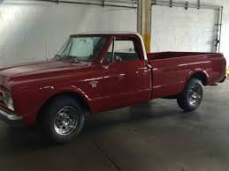 1967 Chevrolet Pickup For Sale | ClassicCars.com | CC-727543 1967 Chevrolet C10 Custom Pickup Red Hills Rods And Choppers Inc Hot Rod Network Chevy Stepside Truck 454400 12 Bolt Posi Ps Rebuilt A 67 With 405hp Zz6 To Celebrate 100 Years Of Ck For Sale Near Cadillac Michigan 49601 S241 Kansas City Spring 2012 Sema Seen Ctennialcelebration Pickup Truck K20 4x4 Cars Trucks Web Museum Ousci Preview Chris Smiths For Sale396fully Restored Fantastic