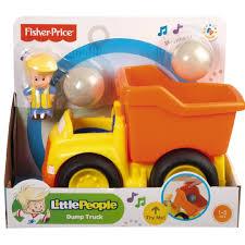 100 Little People Dump Truck FisherPrice Mid Vehicle Assorted The Warehouse