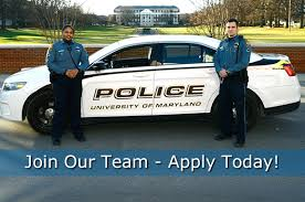 Umd Help Desk Jobs by University Of Maryland Police Dept Of Public Safety