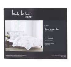 Nicole Miller Home Chevron Curtains by Bed U0026 Bedding Grey White Chevron Nicole Miller Bedding For
