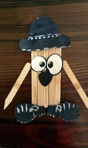 Popsicle Sticks Kids Crafts Creative Decoration Ideas
