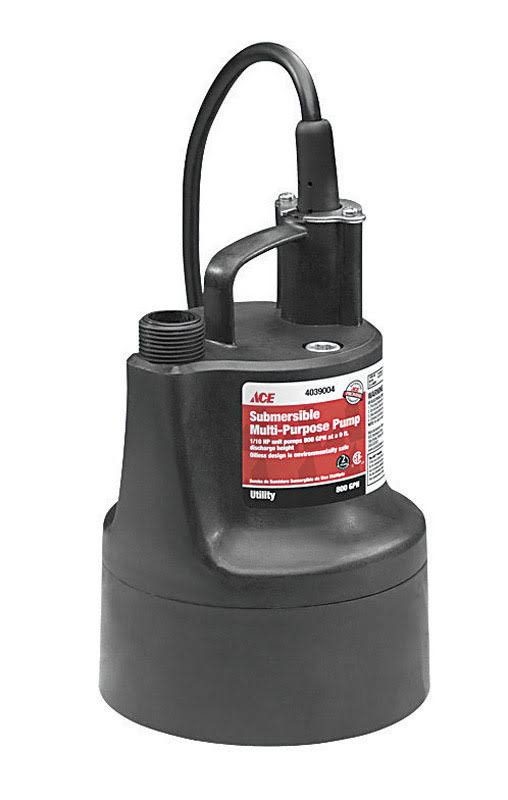 Ace Multi Purpose Utility Pump