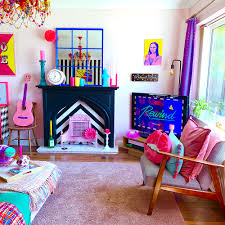 100 Pop Art Interior House Tour A Crazy And Colourful Inspired Rental In
