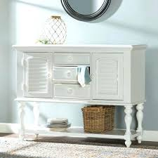 Antique White Sideboard Buffet Images About Painted Sideboards