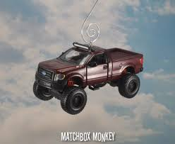 99 Ford Truck Lifted F150 Pickup Christmas Ornament 150 Off Road 4x4 F150