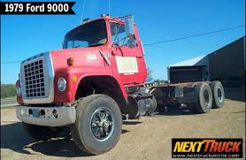Pin By NextTruck On Throwback Thursday | Pinterest | Ford Trucks ... Approx 1980 Ford 9000 Diesel Truck Ford L9000 Dump Truck Youtube For Sale Single Axle Picker 1978 Ta Grain 1986 Semi Tractor Cl9000 1971 Dump Truck Item L4755 Sold May 12 Constr Ltl Real Trucks Pinterest Trucks And Hoods Lnt Louisville A L Flickr Tandem Axle The Dalles Or