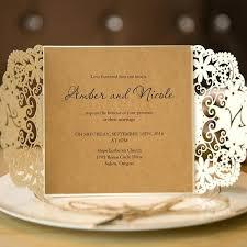 Affordable Invitations Wedding Cheap Rustic Invitation