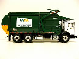 First Gear Waste Management Front Load Garbage Truck. | Flickr