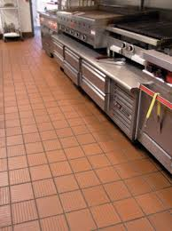 commercial kitchen floor tile carpet flooring ideas