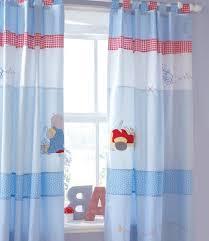 rideau chambre bébé garçon