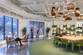 Scotiabank Gets a Fun and Inspiring Place to Work Courtesy of IA