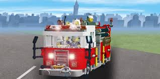 LEGO IDEAS - Product Ideas - Realistic Fire Truck