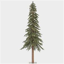 8ft Pre Lit Christmas Tree Pretty Buy Vickerman 8 Foot Natural Alpine Slim