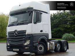 Buy Used 2014 Mercedes Actros 11298 - Compare Used Trucks