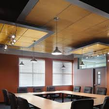 Tectum Concealed Corridor Ceiling Panels by Wood Ceilings Planks Panels Armstrong Ceiling Solutions