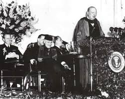 revisiting churchill s iron curtain speech 70 years after