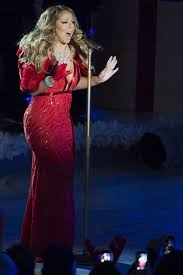 Rockefeller Christmas Tree Lighting Mariah Carey by Mariah Carey Apologizes For Faltering During Nbc U0027rockefeller