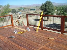 Rebar Deck Railing - Google Search   Ideas For The House ... Best 25 Deck Railings Ideas On Pinterest Outdoor Stairs 7 Best Images Cable Railing Decking And Fiberon Com Railing Gate 29 Cottage Deck Banister Cap Near The House Banquette Diy Wood Ideas Doherty Durability Of Fencing Beautiful Rail For And Indoors 126 Dock Stairs 21 Metal Rustic Title Rustic Brown Wood Decks 9
