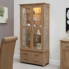 decoration corner display cabinet glass display cabinet glass
