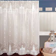 Battenburg Lace Curtains Ecru by Buy Lace Curtain From Bed Bath U0026 Beyond
