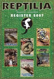 jahresregister 2007 reptilia