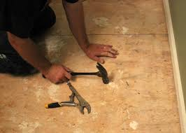 how to remove a tile floor how tos diy
