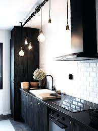 industrial style lighting for a kitchen yiki co