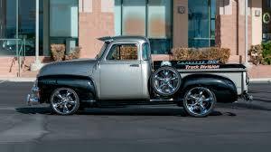 100 Custom Truck Las Vegas 1954 Chevrolet 3100 F162 2018