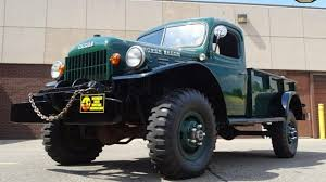 1946 Dodge Power Wagon For Sale Near O Fallon, Illinois 62269 ... 1946 Dodge 12ton Pickup For Sale Classiccarscom Cc1104865 Other Chrysler Chevy Ford Gmc Packard Plymouth Wf 1 12 Ton Dump Truck 236 Flat Head 6 Cylinder Very Power Wagon Sale Near O Fallon Illinois 62269 Cc1126578 Information And Photos Momentcar Restored With Dcm Classics Help Blog Cc995187 2018 Ram 1500 Moritz Jeep Fort Worth Tx 1949 With A Cummins 6bt Diesel Engine Swap Depot Hot Rod