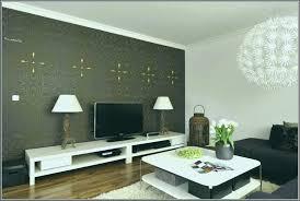 tapete wohnzimmer modern braun caseconrad