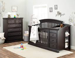 Sorelle Dresser Changing Table by 170420 Sedona Espresso Crib Lifestyle F Sorelle Furniture
