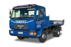 Kendaraan Komersial Tipper Tubuh Truck Penyimpanan Clamp Metrik Ton ...