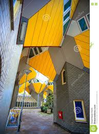 100 Cubic House House Rotterdam Editorial Image Image Of Futuristic 66669615