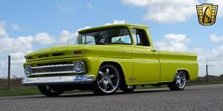 1963 Chevrolet C10 Offered For Sale By Gateway Classic Cars! | 60's ...