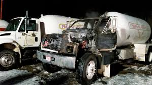 100 Propane Truck Explosion Carbondale Fire Crews Douse Propane Truck PostIndependentcom