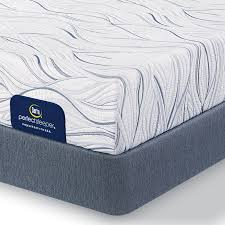 Serta Perfect Sleeper Air Mattress With Headboard by Serta Perfect Sleeper Gants Hill Luxury Firm Queen Memory Foam