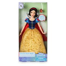 Buy Disney Princess Snow White Doll With Ring 11 12 Inch Barbie