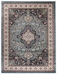 details zu teppich orient türkis wohnzimmer perser muster s 160x230 200x300 300x400