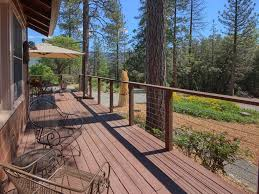 The Deck On Fountainview Happy Hour by Luxurious Solitude In 2 Quaint Cabins Homeaway Wishon