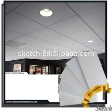 Vinyl Ceiling Tiles 2x2 by China Vinyl Coated Gypsum Ceiling Tiles China Vinyl Coated Gypsum