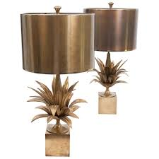 Decorative Metal Lamp Banding by Maison Charles Et Fils Table Lamps 90 For Sale At 1stdibs