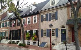 100 Row Houses Architecture Rethinking The House Pennsylvania Historic