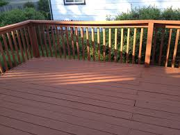 Porch Paint Colors Behr by Handy In Ks Behr Deckover Review