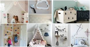 Interesting DIY Ideas For The Kids Room That Will Amaze Them