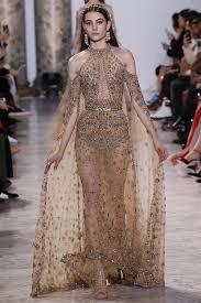 Elie Saab Spring 2017 Couture Bella Hadid