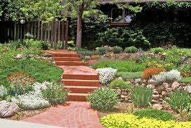 Front Yard Landscaping Pictures | GardenABC.com Sloped Backyard Landscape Design Fleagorcom A Budget About Garden Ideas On Pinterest Small Front Yards Hosta Yard Featured Projects Take Root With Dennis Dees Patio Landscaping Fast Simple Designs Easy For Hillside Slope Solutions Install Landscaping Ideas Steep Slopes Pdf Water Fall Design By Roxanne