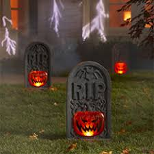 Halloween Yard Stake Lights by Shop Halloween Decorations At Lowes Com