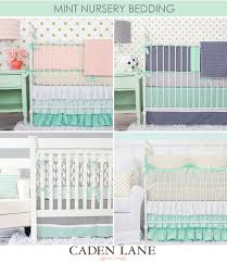 Coral And Navy Baby Bedding by Our Top 5 Colors Trends For Nursery Design U2013 Caden Lane
