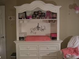 Munire Dresser With Hutch by Melody U0027s Musical Nursery Project Nursery