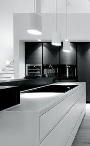 Ways To Achieve The Perfect Black And White Kitchen